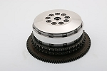 CC-122H-CSPP BL Competitor Clutch Kit with Hyd Coil Spring Pressure Plate Fits 2014-Up Big Twins wit Hyd Clutch