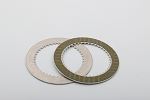 ECP-100 ARAMID FIBERS CLUTCH PLATE