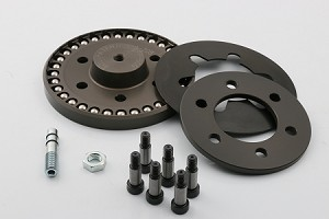 Ball Bearing Pressure Plate Complete Kit. Replacement for BDL's BPP-100A