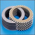 CDCP-100 ARAMID FIBERS CLUTCH PLATES (7 EACH)