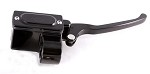 GMA-HB-4-B BLACK HANDLEBAR BRAKE MST CYL 5/8