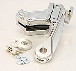GMA-402STMSC SMOOTH CHROME REAR KIT 2000-2006 SOFTAIL