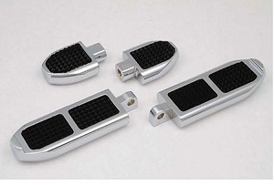 GMA-MTP-100C CHROME MULTI TOE PEGS (SOLD EACH)